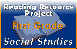 RRP Collection 1st Grade Social Studies
