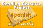 RRP Collection 1st Grade SPANISH