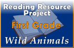RRP Collection 1st Grade Wild Animals