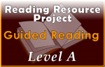 RRP Guided Reading Level A